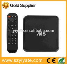 Cheapest Amlogic 8726 m8 Android4.4 quad core mini pc dream link hd box android 4.2