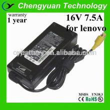 For IBM/Lenovo Thinkpad G-40/41 Series Type 2878 AC adapter 16V 7.5A 140W