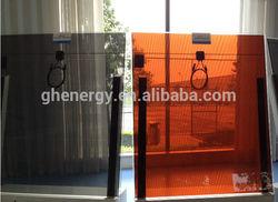 transparent thin film solar panel,BIPV solar panel module
