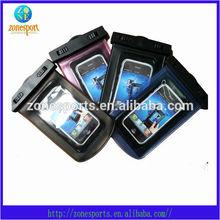 Wholesale Price!! Mobile Phone PVC Waterproof Bag