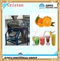Steelhigh vis de sortie du jus d'extracteur / orange presse-agrumes froide