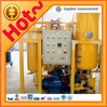 Turbine used oil reclaim system remove the water, gas and impurities from steam and gas turbine oil, low power consumption