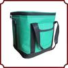 Custom polyester bottle wine cooler tote bag