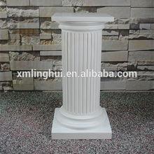 Resin Roman Decorative Indoor Pillars
