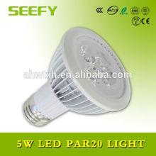 Manufacturer Competitive High Quality 5W LED PAR Light led bulb par20