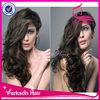 Top selling 6A grade 100% brazilian hair fashion design wigs for women clip human hair braid wigs