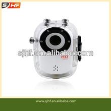 Single shot/self-timer(2s/5s/10s/continue)bike diving cameras,HD Action Camera Camcorder DVR
