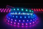 programmierbare led-lichtleiste, addressable flexible led strip, LPD8806 led strip for decoration lighting project