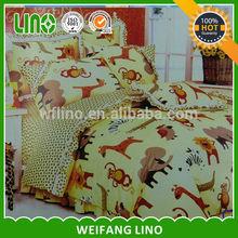 100% Baby bedding crib set/ Baby bedding set