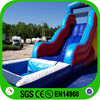 Exciting toys game giant inflatable slides for sale