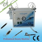 BYI -H003 HOT sale!! diamond peel exfoliating skin care device with 4 in 1! !