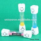 Happy Molar Plastic Sand Timer Hourglass