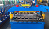 machines for making color steel roof tile machine