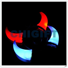 Party Lighted Devil Horns