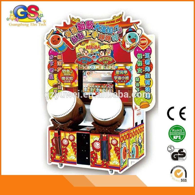 taiko drum arcade machine