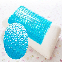 2014 new advertising products 3d bed set gel cool pillow