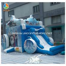 Forzen Elsa princess inflatable castle,bounce castle