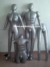 inflatable dress form mannequins,full body, half, 3/4 body,leg