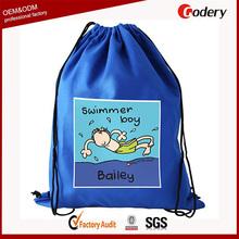 2014 new products drawstring knapsack