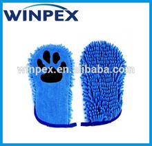 Pet glove, Pet bathing glove, Pet grooming mitt