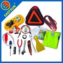 Hot Sell Newly Auto Emergency Safety kit car safety kit