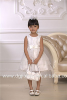 2014 hot! China supplier frock design for cutting baby girl dress communion dress