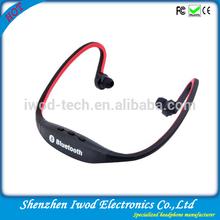 2014 stylish best one ear headphones neckband bluetooth made in Shenzhen hot sale in Poland