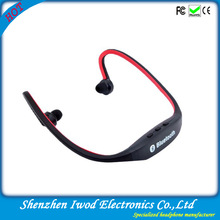 """2014 elegant best top selling in ear headphones 2012"""" neckband bluetooth made in Shenzhen hot sale in Poland"""