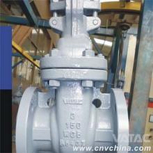 DIN STD rising stem gate valve 257