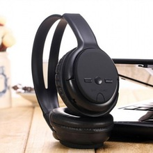 MP3 player with Bluetooth Wireless Headphone sd Card