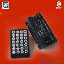 new products to distribute Five RF Channels led dimmer pwm 12v 8a for 12v led lights