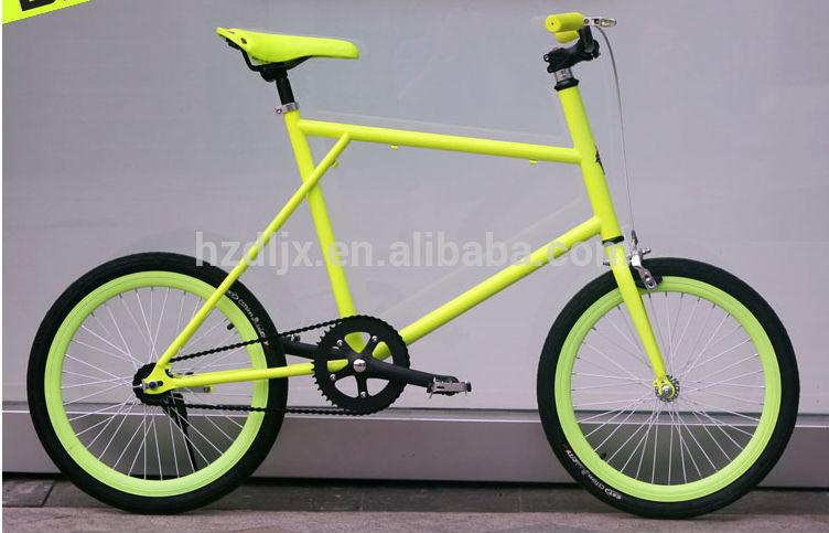 20 Inch Fixed Gear Bike Fixie