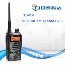 vhf uhf Hands free pc programmable tour guide system