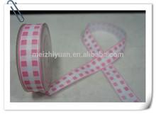 2014 hot sale Christmas printed sation ribbon