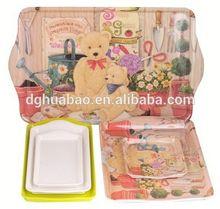 food grade folding tray table