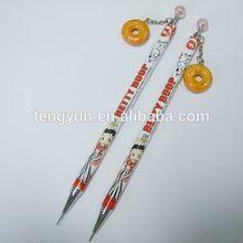 colorful plastic pen,mechanical pencil,promotion pen pp-16