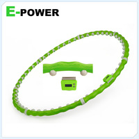 Hula Hoop Professional Massager Abs Weighted Magnetic Fitness Exercise