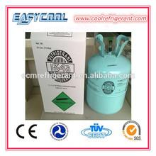 ECM refrigerant manufacturer r134a gas 30lb/13.6kg cylinder