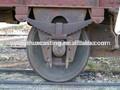 Oem China fabricante de aço de alta precisão roda de trem