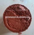 Metallic pigment seed coating