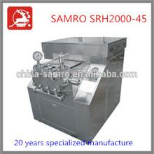 SAMRO SRH2000-45 best sell manton gaulin homogenizer