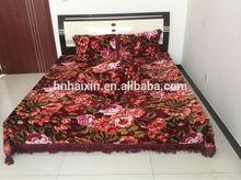 2014 new design 4 pcs bedsheet