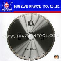 "HUAZUAN High Speed 14"" Concrete Blades for Multi Purpose (free sample avaliable)"