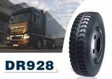 Truck pneus 13r22. 5 - 18 DR928