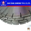 """Huazuan alta velocidade 14"""" betão road lâminas diamond saw( amostra grátis disponível)"""