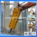 De extinción de incendios de herramienta de rescate/superior de tipo martillo hidráulico/soporte superior martillo hidráulico