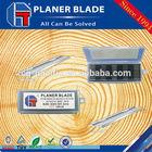 Heat Treatment Planer Blade power tools parts80X28.2X3.2/82X5.5X1.1mm
