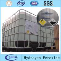 industrial grade stabilized hydrogen peroxide h2o2
