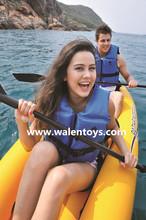 sit on top kayak,inflatable canoe/boat river/sea fun