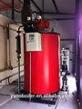 1t capacidad de combustible de aceite diesel/de gas de la caldera de vapor con italia baltur quemador